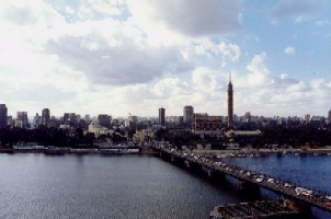 Cairo, Egypt (North Africa)
