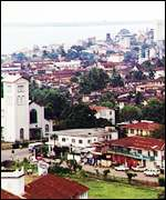 Freetown Sierra Leone (West Africa)